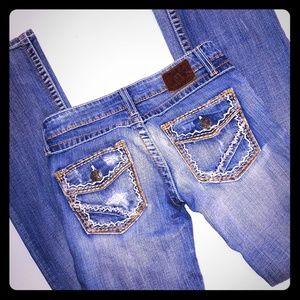 BKE Stella Boot Jeans 25x33